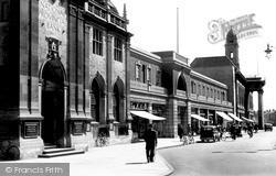 Peterborough, Bridge Street c.1955