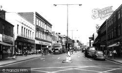 Peterborough, Bridge Street c.1965