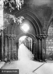 Cathedral, Cloister Gate c.1930, Peterborough