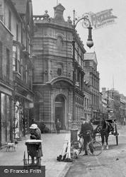 Church Street 1919, Peterborough