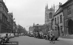 Church Street 1952, Peterborough