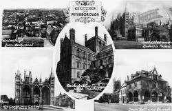 Peterborough, Composite c.1900
