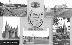 Peterborough, Composite c.1955