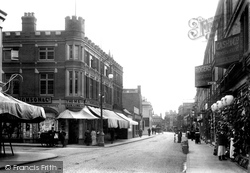 Peterborough, Cowgate 1904