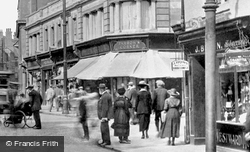 Farrow's Corner 1919, Peterborough