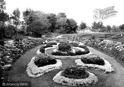 In The Park 1919, Peterborough