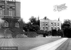 Peterborough, Laurel Court 1904