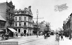 Peterborough, Long Causeway 1904