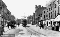 Long Causeway 1904, Peterborough