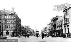 Peterborough, Long Causeway 1919