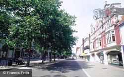 Long Causeway c.1995, Peterborough