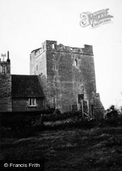 Peterborough, Longthorpe Tower c.1950