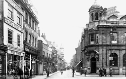 Peterborough, Narrow Street 1919