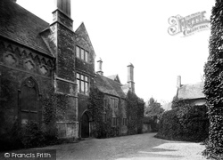 Peterborough, Old Infirmary 1890