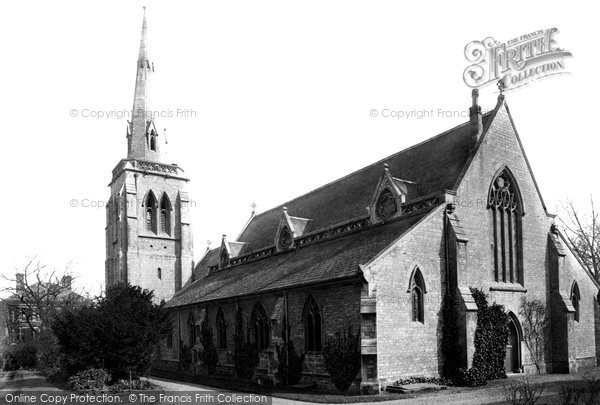 Peterborough, St Mark's Church 1890