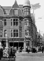 T L Barrett Department Store 1919, Peterborough