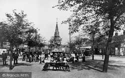 The Fountain 1919, Peterborough