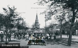 Peterborough, The Fountain 1919