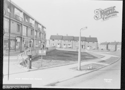 Peterlee, Beverley Way c.1960