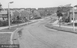 Peterlee, Crawford Road c.1960