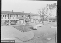 Peterlee, Edenhill Road c.1960