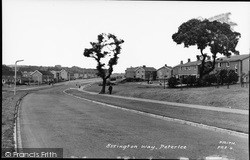 Peterlee, Essington Way c.1960