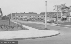 Peterlee, Fulwell Road c.1960