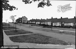 Peterlee, Kirkland Hill c.1960