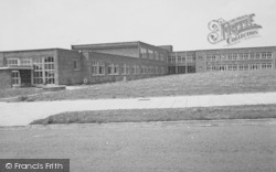 Peterlee, Technical College c.1960