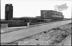 Peterlee, The Grammar Technical School c.1965