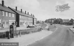 Peterlee, Yoden Road c.1960