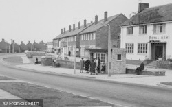 Peterlee, Yoden Way c.1960