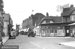 Chapel Street c.1955, Petersfield