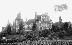 Churcher's College 1898, Petersfield