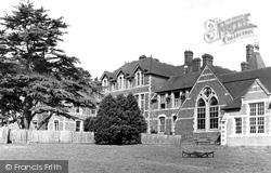 Churcher's College c.1955, Petersfield
