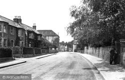 College Street 1898, Petersfield