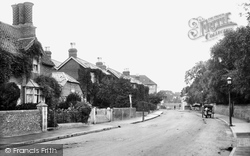 College Street 1906, Petersfield