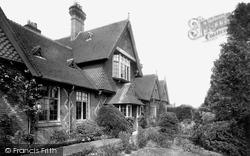 Cottage Hospital 1898, Petersfield