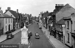 High Street c.1955, Petersfield
