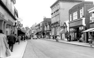 Petersfield, High Street c1965