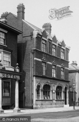 Petersfield, High Street, The Old Post Office 1898