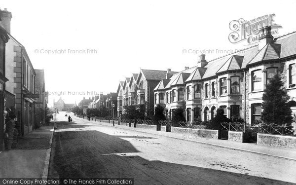Petersfield, Lavant Street 1898