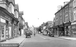 Lavant Street c.1955, Petersfield