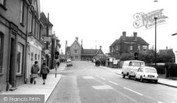 Lavant Street c.1965, Petersfield