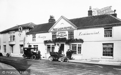 Red Lion Hotel 1906, Petersfield