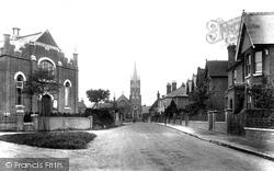 Station Road 1906, Petersfield