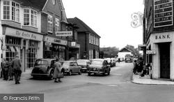 Swan Street c.1965, Petersfield