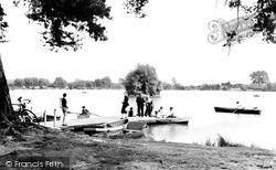 The Pond c.1960, Petersfield