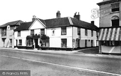 The Red Lion c.1955, Petersfield
