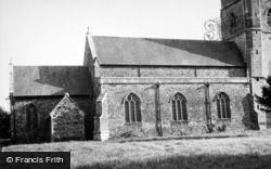Peterstone Wentlooge, The Church 1949